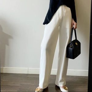 COPY - Uniqlo U wide Fit curved pants
